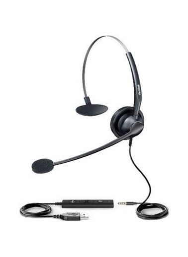 Yealink Yhs33 - Usb  Ip Phone Headset Renkli